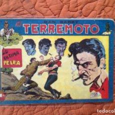 Tebeos: DAN BARRY EL TERREMOTO-Nº57. Lote 137130358