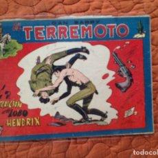Giornalini: DAN BARRY EL TERREMOTO-Nº61. Lote 137130446