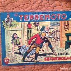 Tebeos: DAN BARRY EL TERREMOTO-Nº31. Lote 137132254