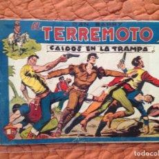 Tebeos: DAN BARRY EL TERREMOTO-Nº30. Lote 137132314