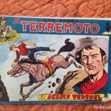 Tebeos: DAN BARRY EL TERREMOTO-Nº29. Lote 137132350