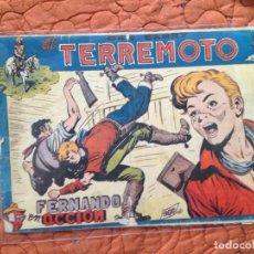 Tebeos: DAN BARRY EL TERREMOTO-Nº25. Lote 137132434