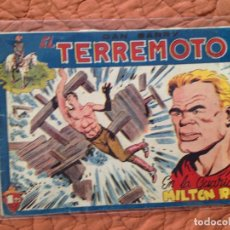 Tebeos: DAN BARRY EL TERREMOTO-Nº27. Lote 137132482