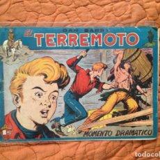 Tebeos: DAN BARRY EL TERREMOTO-Nº22. Lote 137132582