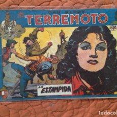 Tebeos: DAN BARRY EL TERREMOTO-Nº23. Lote 137132682