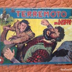 Tebeos: DAN BARRY EL TERREMOTO-Nº20. Lote 137132746