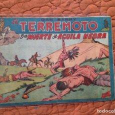Tebeos: DAN BARRY EL TERREMOTO-Nº17. Lote 137132962