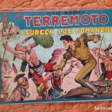 Tebeos: DAN BARRY EL TERREMOTO-Nº14. Lote 137133074