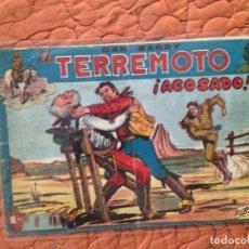 Tebeos: DAN BARRY EL TERREMOTO-Nº13. Lote 137133158