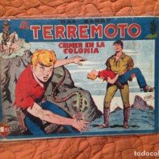 Tebeos: DAN BARRY EL TERREMOTO-Nº8. Lote 137133582