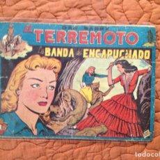 Tebeos: DAN BARRY EL TERREMOTO-Nº6. Lote 137133650