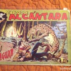 BDs: CARLOS DE ALCANTARA Nº29. Lote 137154986