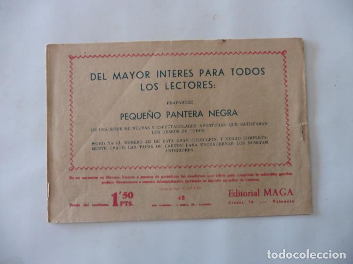 Tebeos: BENGALA 1ª LOTE DE 13 CUADERNILLOS ORIGINAL - Foto 3 - 137279130