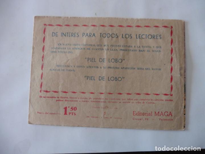 Tebeos: BENGALA 1ª LOTE DE 13 CUADERNILLOS ORIGINAL - Foto 5 - 137279130