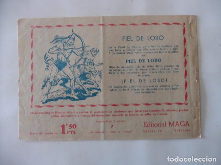 Tebeos: BENGALA 1ª LOTE DE 13 CUADERNILLOS ORIGINAL - Foto 8 - 137279130