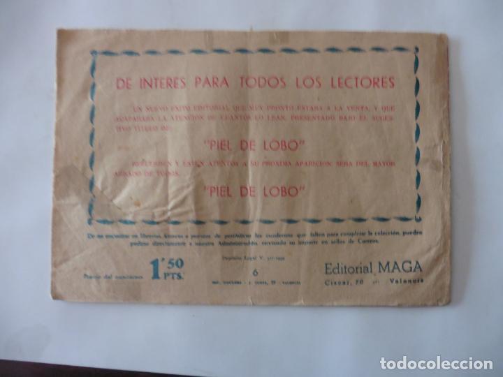 Tebeos: BENGALA 1ª LOTE DE 13 CUADERNILLOS ORIGINAL - Foto 11 - 137279130