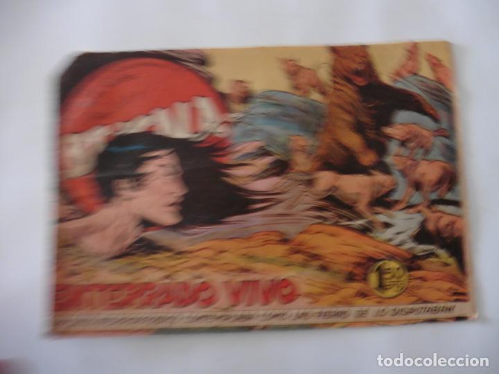 Tebeos: BENGALA 1ª LOTE DE 13 CUADERNILLOS ORIGINAL - Foto 14 - 137279130