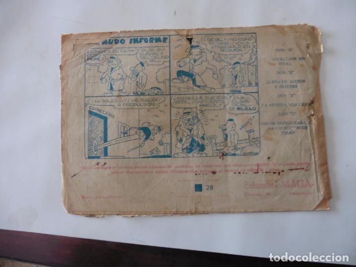 Tebeos: BENGALA 1ª LOTE DE 13 CUADERNILLOS ORIGINAL - Foto 15 - 137279130