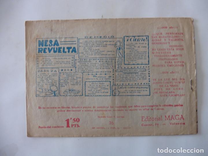Tebeos: BENGALA 1ª LOTE DE 13 CUADERNILLOS ORIGINAL - Foto 17 - 137279130