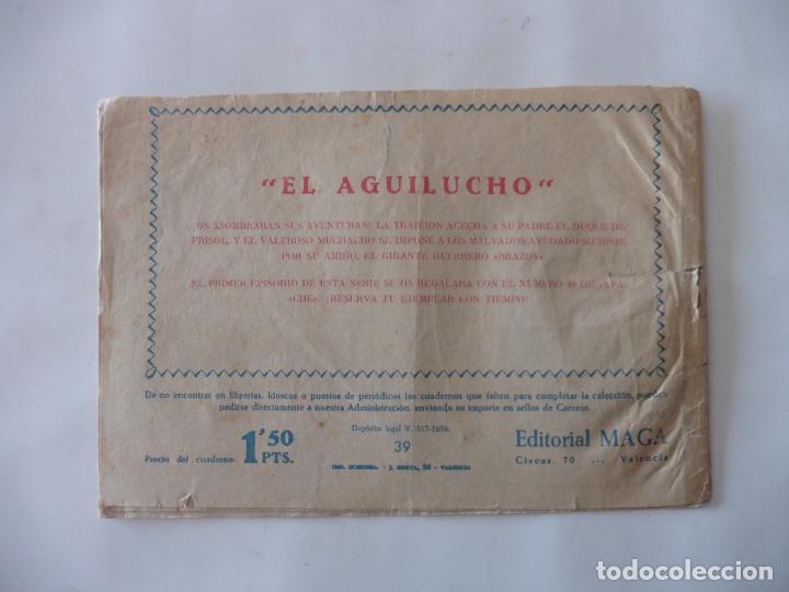 Tebeos: BENGALA 1ª LOTE DE 13 CUADERNILLOS ORIGINAL - Foto 20 - 137279130