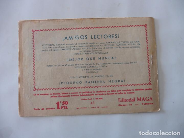 Tebeos: BENGALA 1ª LOTE DE 13 CUADERNILLOS ORIGINAL - Foto 25 - 137279130