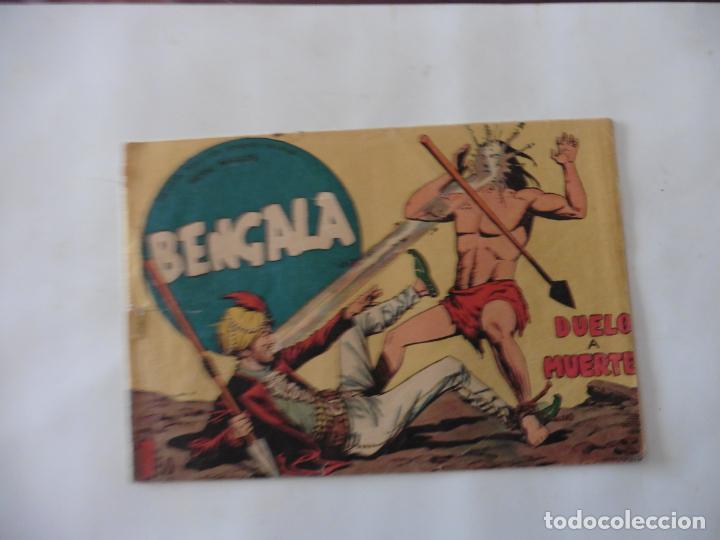 Tebeos: BENGALA 1ª LOTE DE 13 CUADERNILLOS ORIGINAL - Foto 26 - 137279130