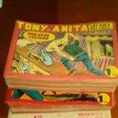 Tebeos: TONY Y ANITA---COLECCION COMPLETA--. Lote 137341514