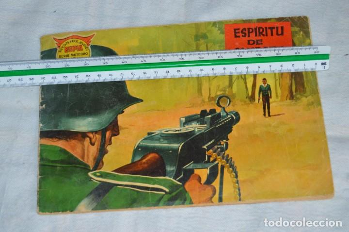 Tebeos: EL ESPIA - MAGA - Nº 17 - ESPÍRITU DE COMBATE - REVISTA PARA JÓVENES ESPÍA - SERIE METEORO - Foto 3 - 137850866