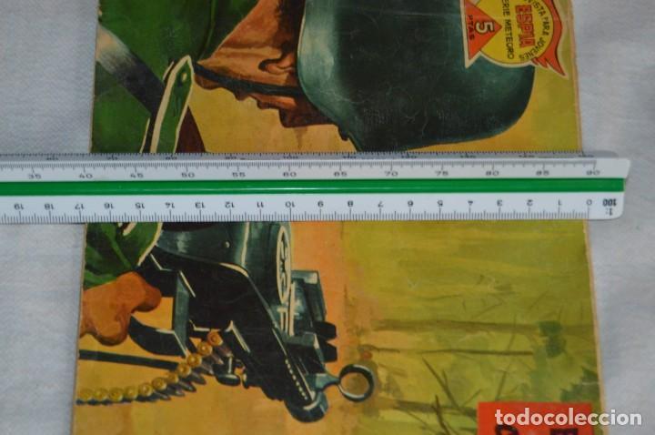 Tebeos: EL ESPIA - MAGA - Nº 17 - ESPÍRITU DE COMBATE - REVISTA PARA JÓVENES ESPÍA - SERIE METEORO - Foto 4 - 137850866