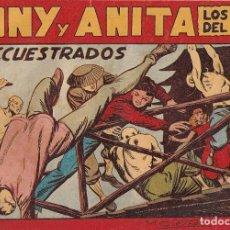 Livros de Banda Desenhada: TONI Y ANITA. Nº 60. Lote 137956242