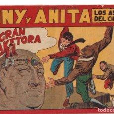 Tebeos: TONI Y ANITA. Nº 61. Lote 137956258