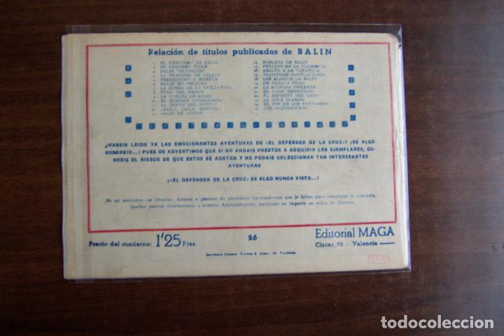 Tebeos: Maga,- un gran lote de balin fotos unitarias INCLUIDO EL ALMANAQUE - Foto 58 - 101062839