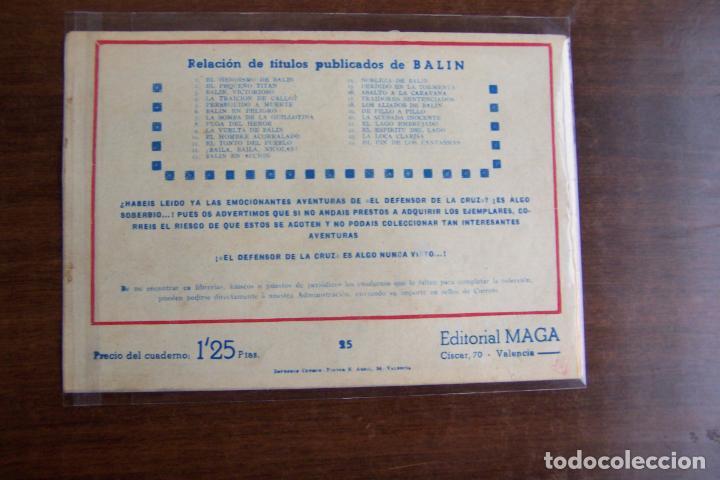 Tebeos: Maga,- un gran lote de balin fotos unitarias INCLUIDO EL ALMANAQUE - Foto 60 - 101062839