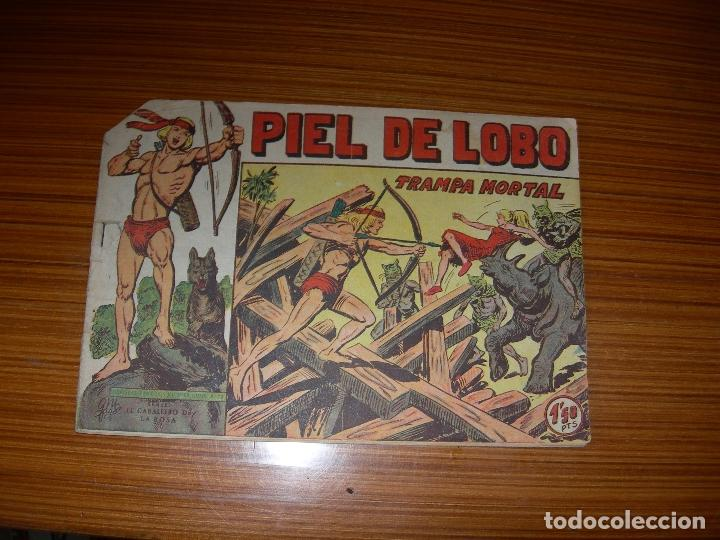 PIEL DE LOBO Nº 82 EDITA MAGA (Tebeos y Comics - Maga - Piel de Lobo)
