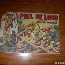BDs: PIEL DE LOBO Nº 82 EDITA MAGA . Lote 139204398