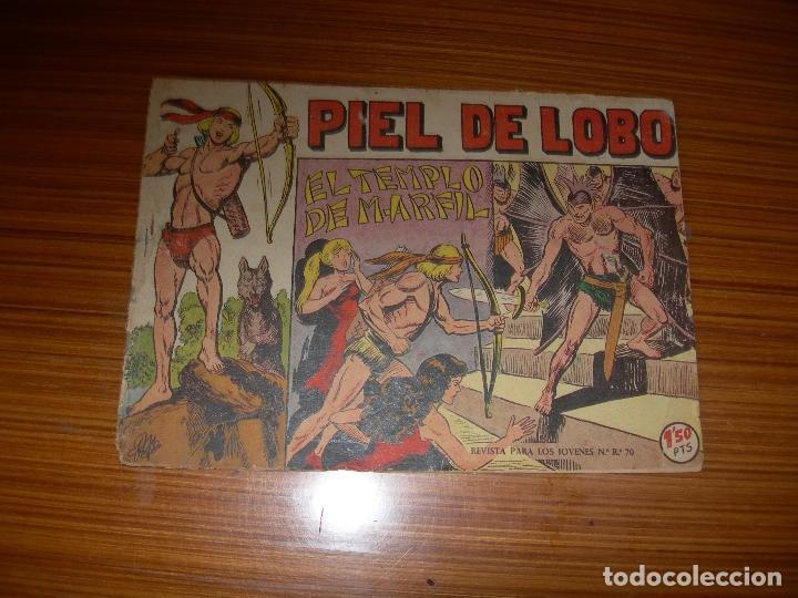 PIEL DE LOBO Nº 12 EDITA MAGA (Tebeos y Comics - Maga - Piel de Lobo)