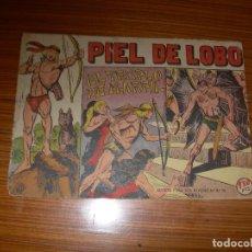 BDs: PIEL DE LOBO Nº 12 EDITA MAGA . Lote 139204610