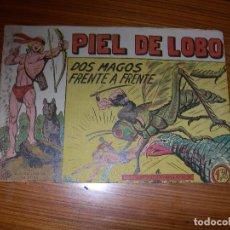 Tebeos: PIEL DE LOBO Nº 22 EDITA MAGA . Lote 139205098