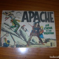 Tebeos: APACHE Nº 53 EDITA MAGA . Lote 139207290