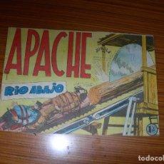 Tebeos: APACHE Nº 45 EDITA MAGA . Lote 139207482