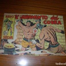 Tebeos: RAYO DE LA SELVA Nº 52 EDITA MAGA. Lote 139218174