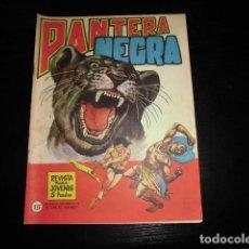 Tebeos: PANTERA NEGRA REVISTA Nº 15. ORIGINAL. MAGA.. Lote 139471430