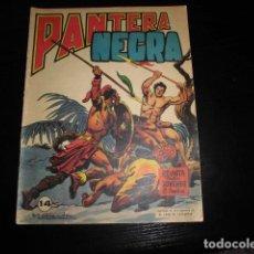 Livros de Banda Desenhada: PANTERA NEGRA REVISTA Nº 14. ORIGINAL. MAGA.. Lote 139471574