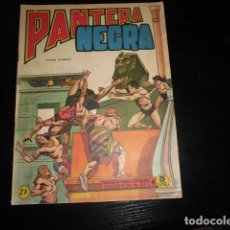 BDs: PANTERA NEGRA REVISTA Nº 27. ORIGINAL. MAGA.. Lote 139708902