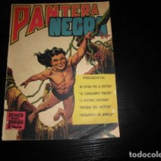 Tebeos: PANTERA NEGRA REVISTA Nº 7. ORIGINAL. MAGA.. Lote 139710558