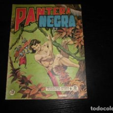 Tebeos: PANTERA NEGRA REVISTA Nº 28. ORIGINAL. MAGA.. Lote 139712274