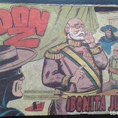 Tebeos: TEBEO / CÓMIC MAGA DON Z N 51 ORIGINAL 1959 BONITA JUGADA!. Lote 139746106