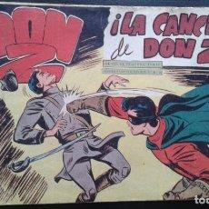 Tebeos: TEBEO / CÓMIC MAGA DON Z N 42 ORIGINAL 1959 LA CANCIÓN DE!. Lote 139746594