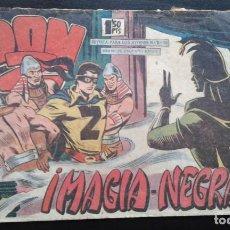 Tebeos: TEBEO / CÓMIC MAGA DON Z N 27 ORIGINAL 1959 MAGIA NEGRA !. Lote 139747758