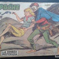 Tebeos: TEBEO / CÓMIC APACHE 2 PARTE N 25 ORIGINAL 1958 MAGA. Lote 139756154